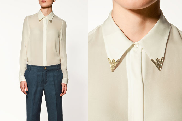 Trend Report: Collar Tips! | Bliss No. 9