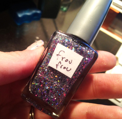 Can You Add Craft Glitter To Nail Polish