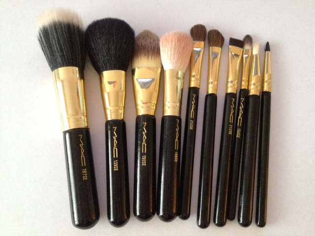 "Ebay ""MAC"" Makeup Brush Haul!   Bliss No. 9"