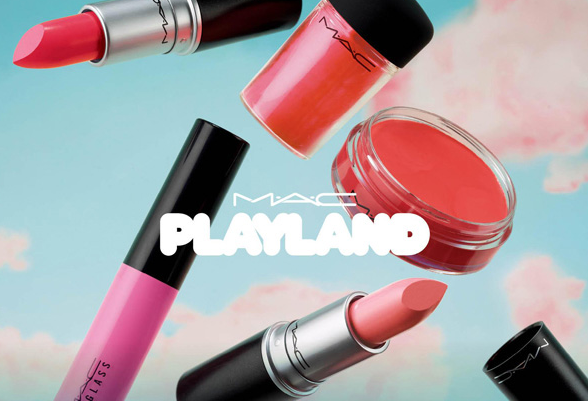 MAC+Playland+Collection+for+Spring+2014