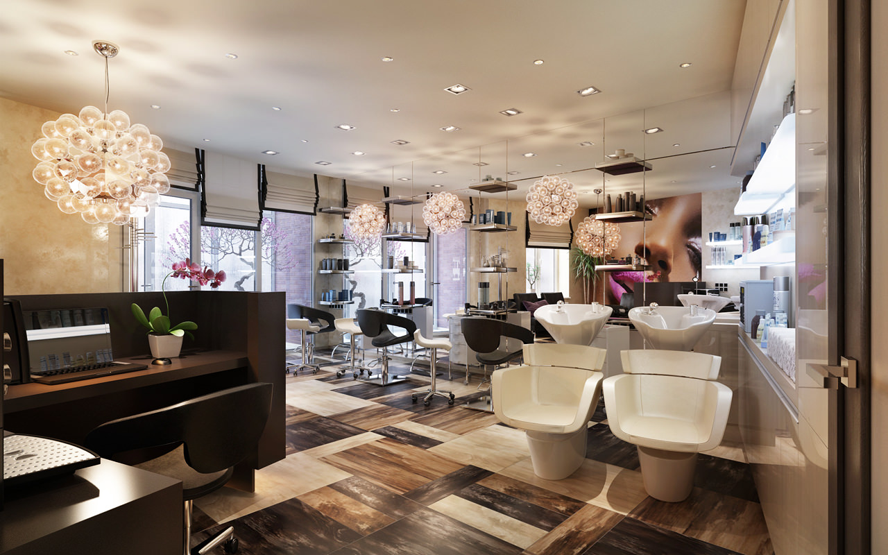 Decorating a hair and beauty salon the do s and don ts for Salon de bronzage